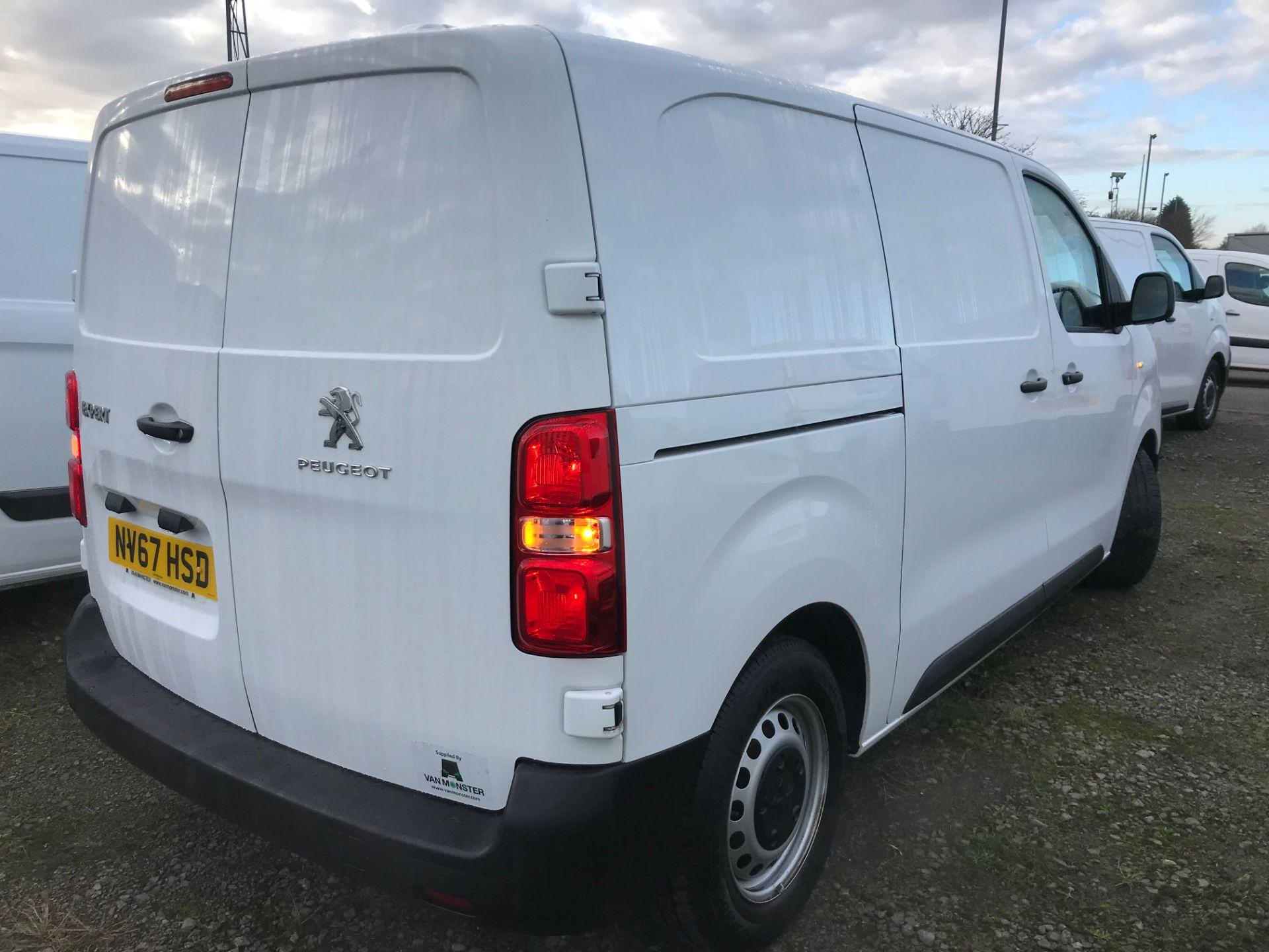 2018 Peugeot Expert 1000 1.6 Bluehdi 95 S Van (NV67HSD) Image 7