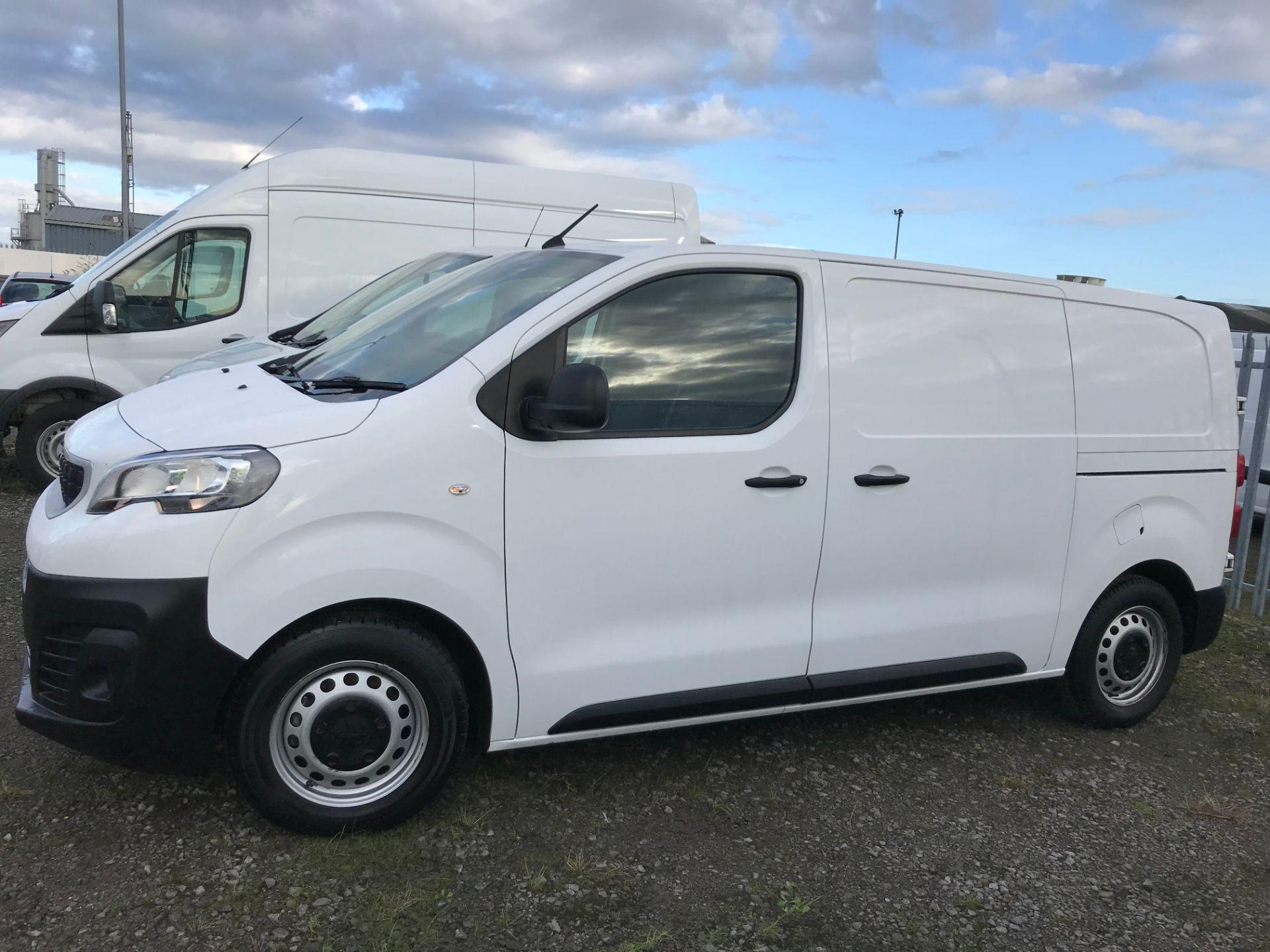 2018 Peugeot Expert 1000 1.6 Bluehdi 95 S Van (NV67HSD) Image 4