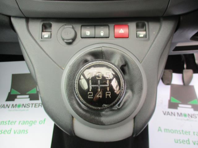 2018 Peugeot Partner BLUEHDI 100PS PROFESSIONAL VAN (NON S/S) EURO 6 (NV67KVO) Image 16