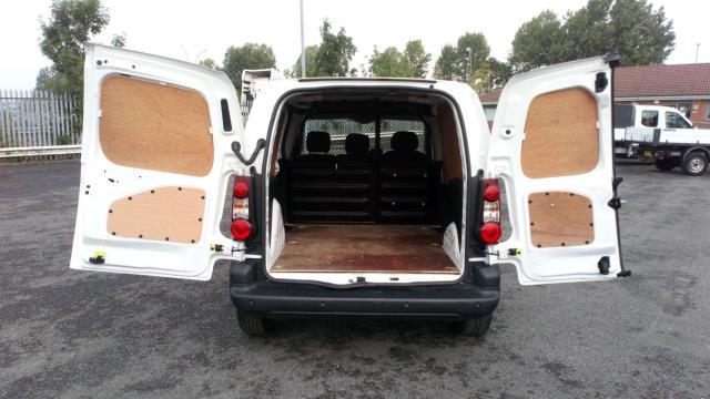 2018 Peugeot Partner 850 1.6 Bluehdi 100 Professional Van [Non Ss] (NV67MGX) Image 10