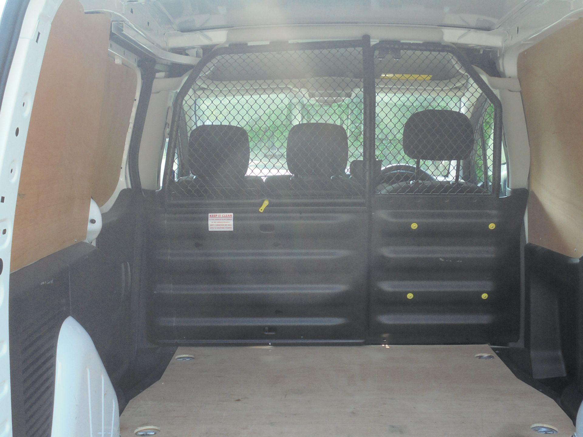 2018 Peugeot Partner 850 1.6 Bluehdi 100 Professional Van [Non Ss] (NV67NZG) Image 10