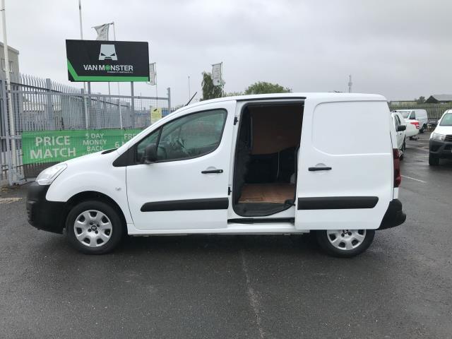 2018 Peugeot Partner L1 850 1.6BLUEHDI 100PS PROFESSIONAL EURO 6 (NV67OJS) Image 7