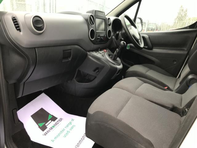 2018 Peugeot Partner L1 850 1.6BLUEHDI 100PS PROFESSIONAL EURO 6 (NV67OJS) Image 20