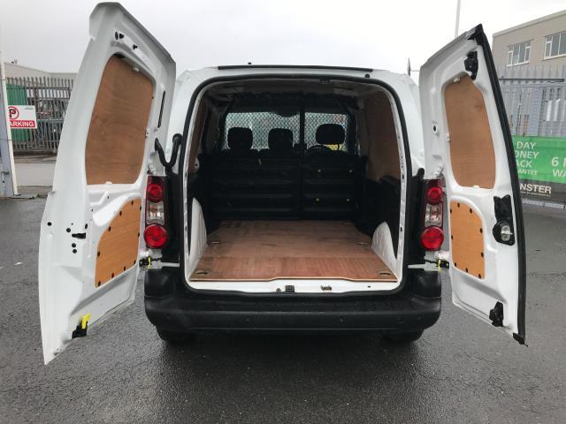 2018 Peugeot Partner L1 850 1.6BLUEHDI 100PS PROFESSIONAL EURO 6 (NV67OJS) Image 23