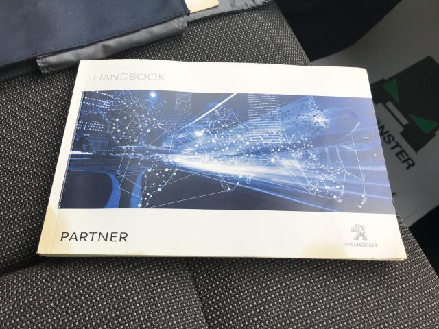 2018 Peugeot Partner L1 850 1.6BLUEHDI 100PS PROFESSIONAL EURO 6 (NV67OJS) Image 28