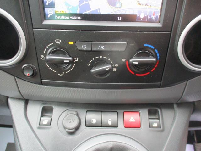 2018 Peugeot Partner L1 850 1.6 BLUEHDI 100 PROFESSIONAL (NON S/S)EURO 6 (NV67ONS) Image 20