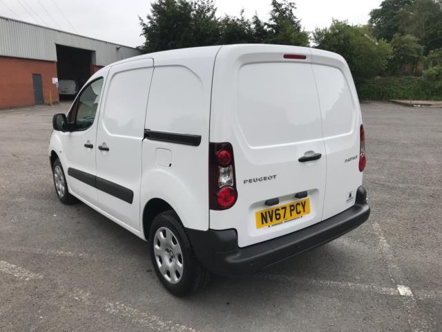 2018 Peugeot Partner 850 1.6 Bluehdi 100 Professional Van [Non Ss] Euro 6 (NV67PCY) Image 5