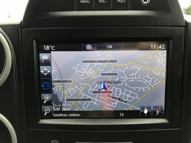 2018 Peugeot Partner 850 1.6 Bluehdi 100 Professional Van [Non Ss] Euro 6 (NV67PCY) Image 22