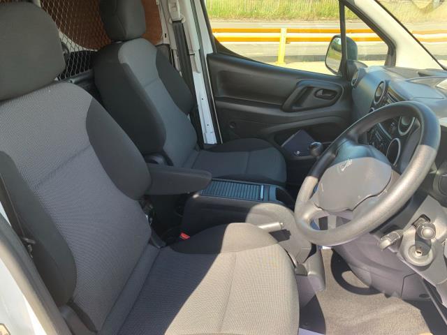 2018 Peugeot Partner L2 750 S 1.6 Blue HDI 100 Van (Non S/S) Euro 6 (NV67UOT) Image 14