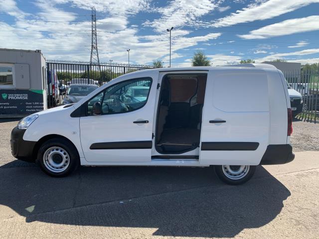 2018 Peugeot Partner L2 750 S 1.6 Blue HDI 100 Van (Non S/S) Euro 6 (NV67UOT) Image 6