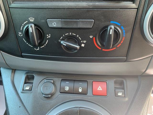 2018 Peugeot Partner L2 750 S 1.6 Blue HDI 100 Van (Non S/S) Euro 6 (NV67UOT) Image 19