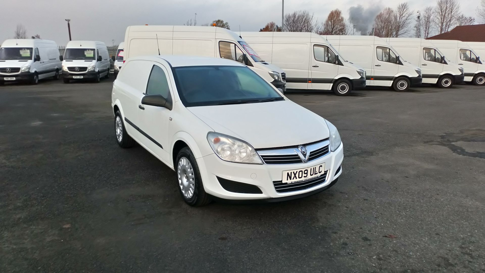 2009 Vauxhall Astravan Club 1.3 Cdti Van (NX09ULC)