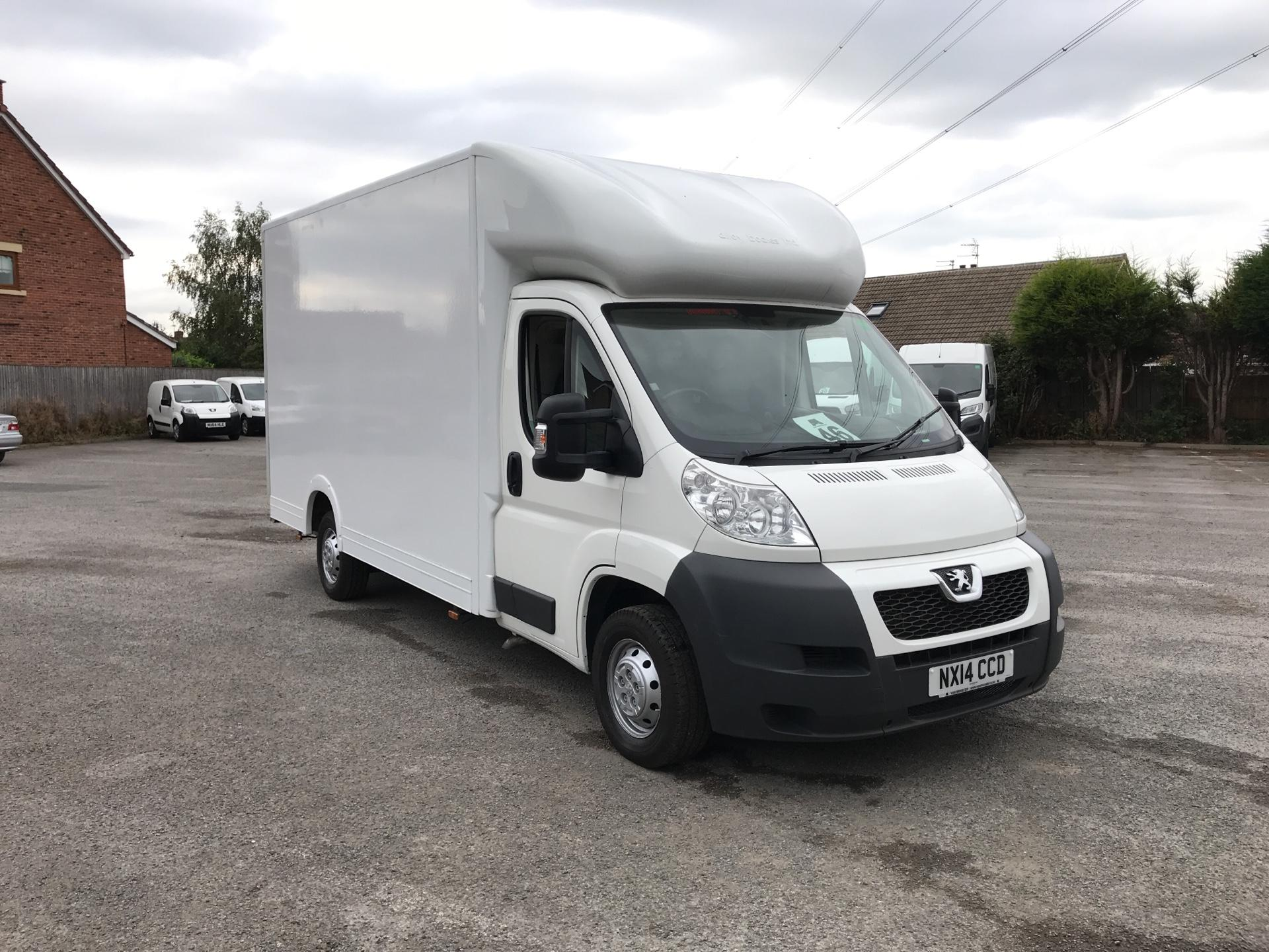 2014 Peugeot Boxer 2.2 Hdi Floor Cab 130Ps  Euro 5 (NX14CCD)