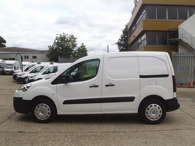 2014 Peugeot Partner L1 850 S 1.6 92PS (SLD) EURO 5 (NX14KSN) Image 9