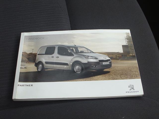 2014 Peugeot Partner L1 850 S 1.6 92PS (SLD) EURO 5 (NX14KSN) Image 33