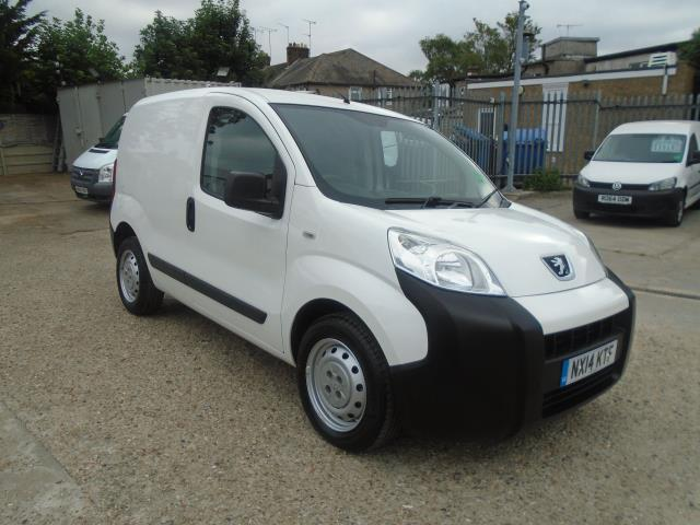 2014 Peugeot Bipper 1.3 HDI 75 S PLUS PACK NON S/S EURO 5 (NX14KTF)