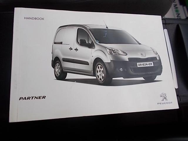 2014 Peugeot Partner L1 850 S 1.6 92PS (SLD) EURO 5 (NX14VBJ) Image 27