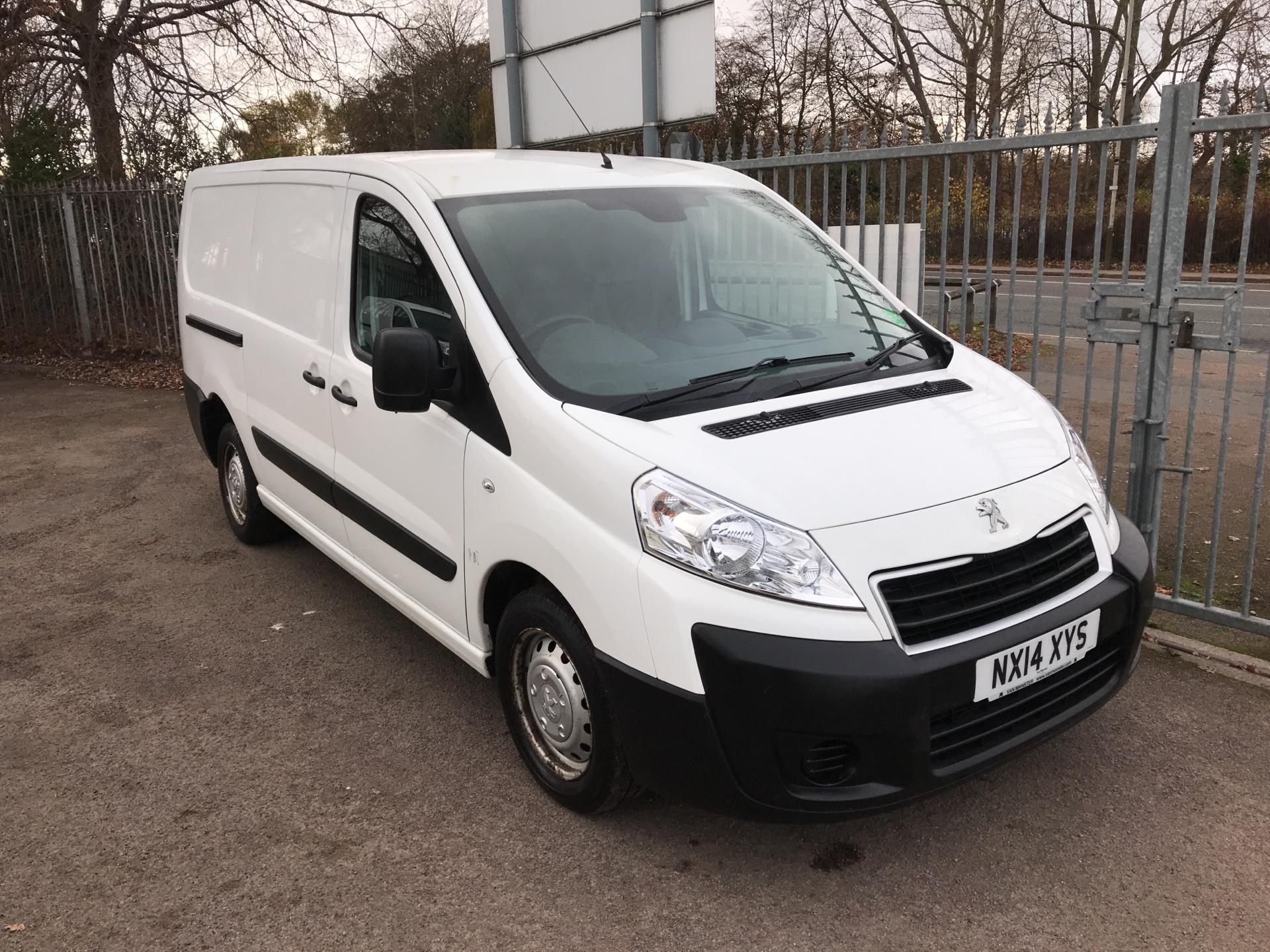 2014 Peugeot Expert  L2 H1 1200 1.6 90 BHP EURO 4/5 *VALUE RANGE VEHICLE - CONDITION REFLECTED IN PRICE*  (NX14XYS)