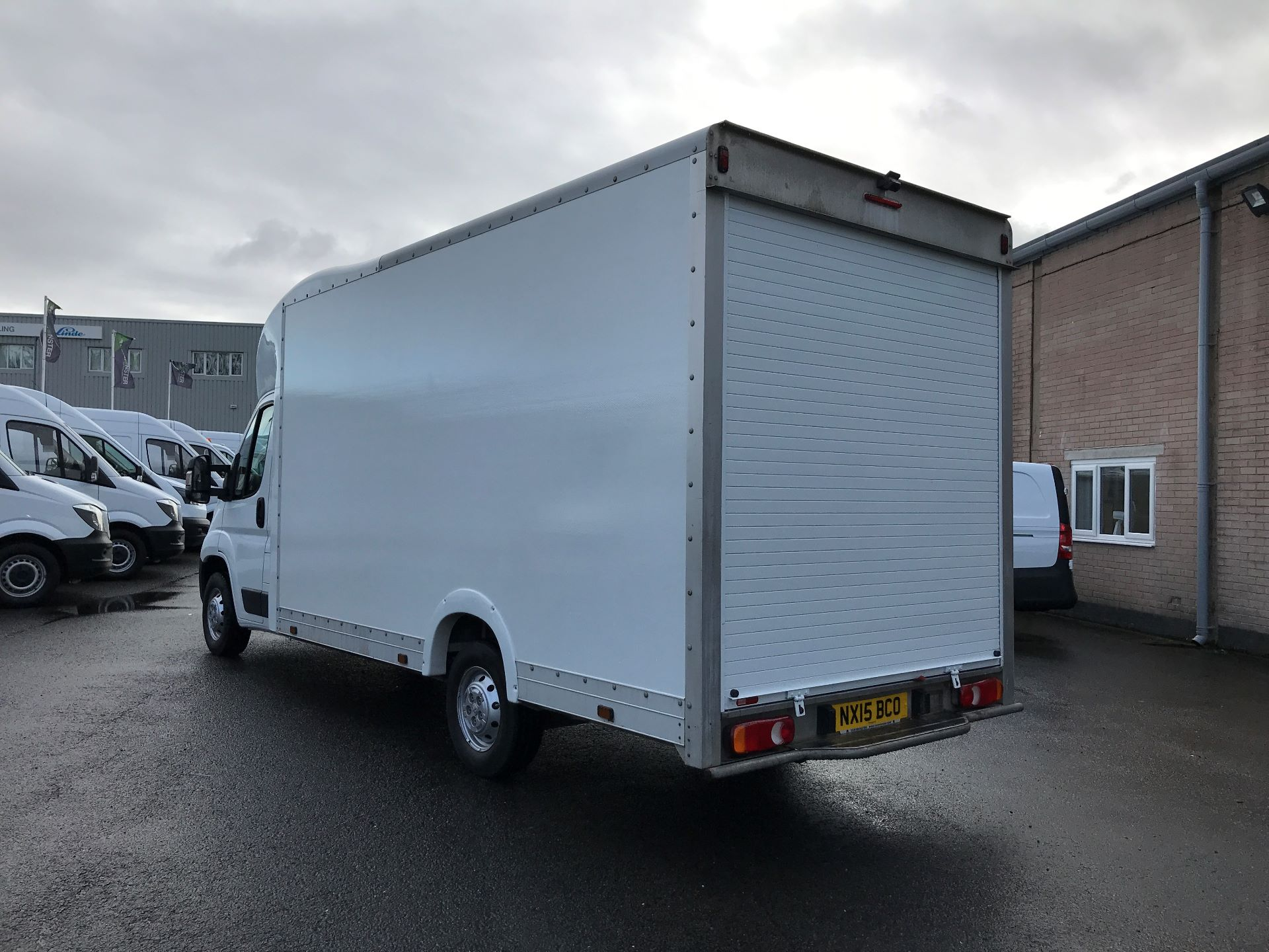2015 Peugeot Boxer 335 L3 2.2 HDI 130PS LUTON LOW LOADER (NX15BCO) Thumbnail 10