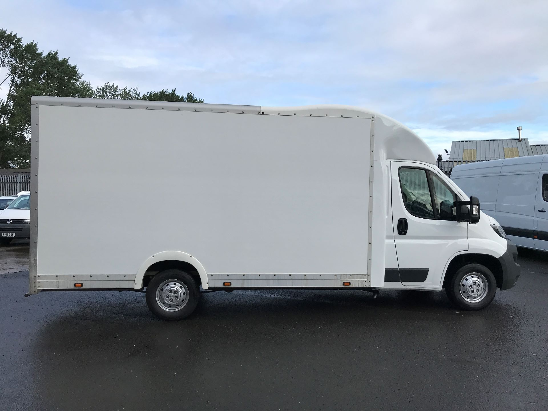2015 Peugeot Boxer 335 L3 2.2 HDI 130PS LUTON LOW LOADER (NX15BCO) Thumbnail 7