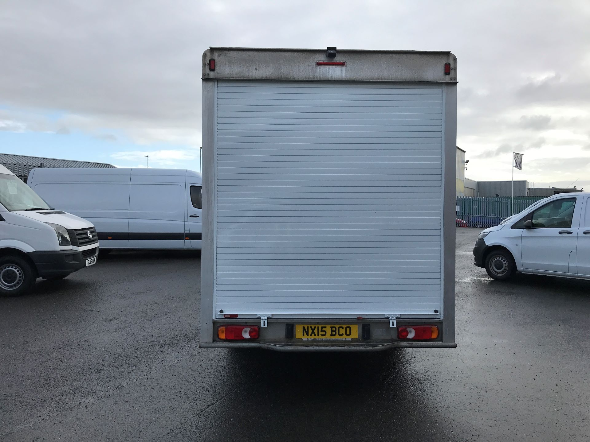 2015 Peugeot Boxer 335 L3 2.2 HDI 130PS LUTON LOW LOADER (NX15BCO) Thumbnail 9
