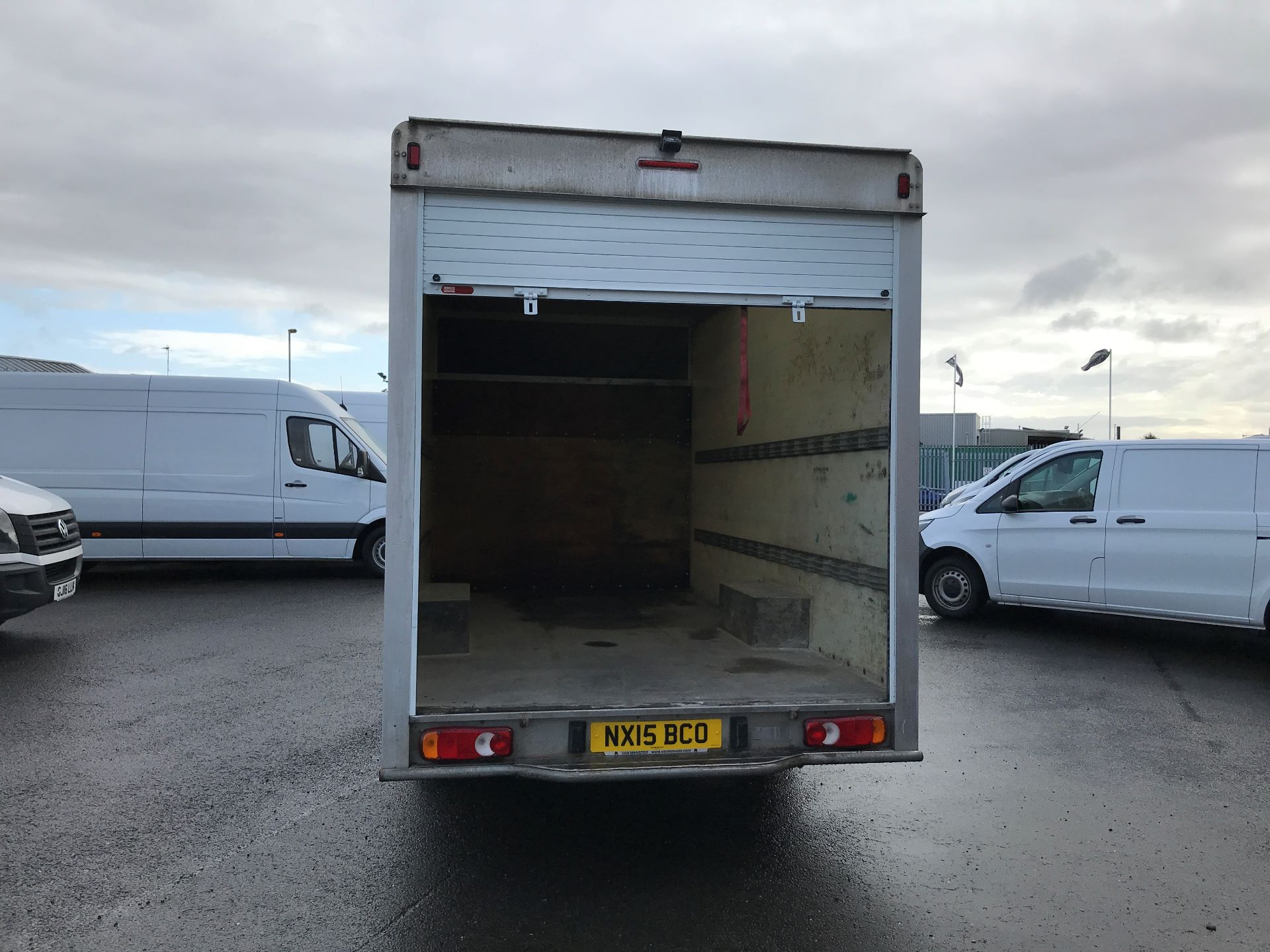 2015 Peugeot Boxer 335 L3 2.2 HDI 130PS LUTON LOW LOADER (NX15BCO) Thumbnail 13