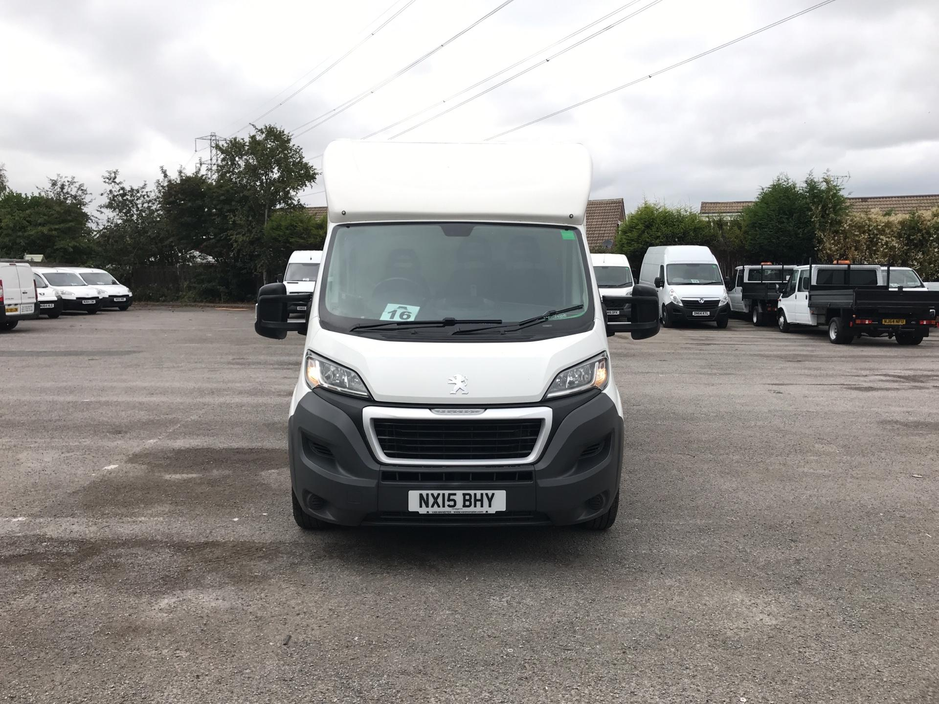 2015 Peugeot Boxer 2.2 Hdi LUTON LOW LOADER 130Ps (NX15BHY) Image 8