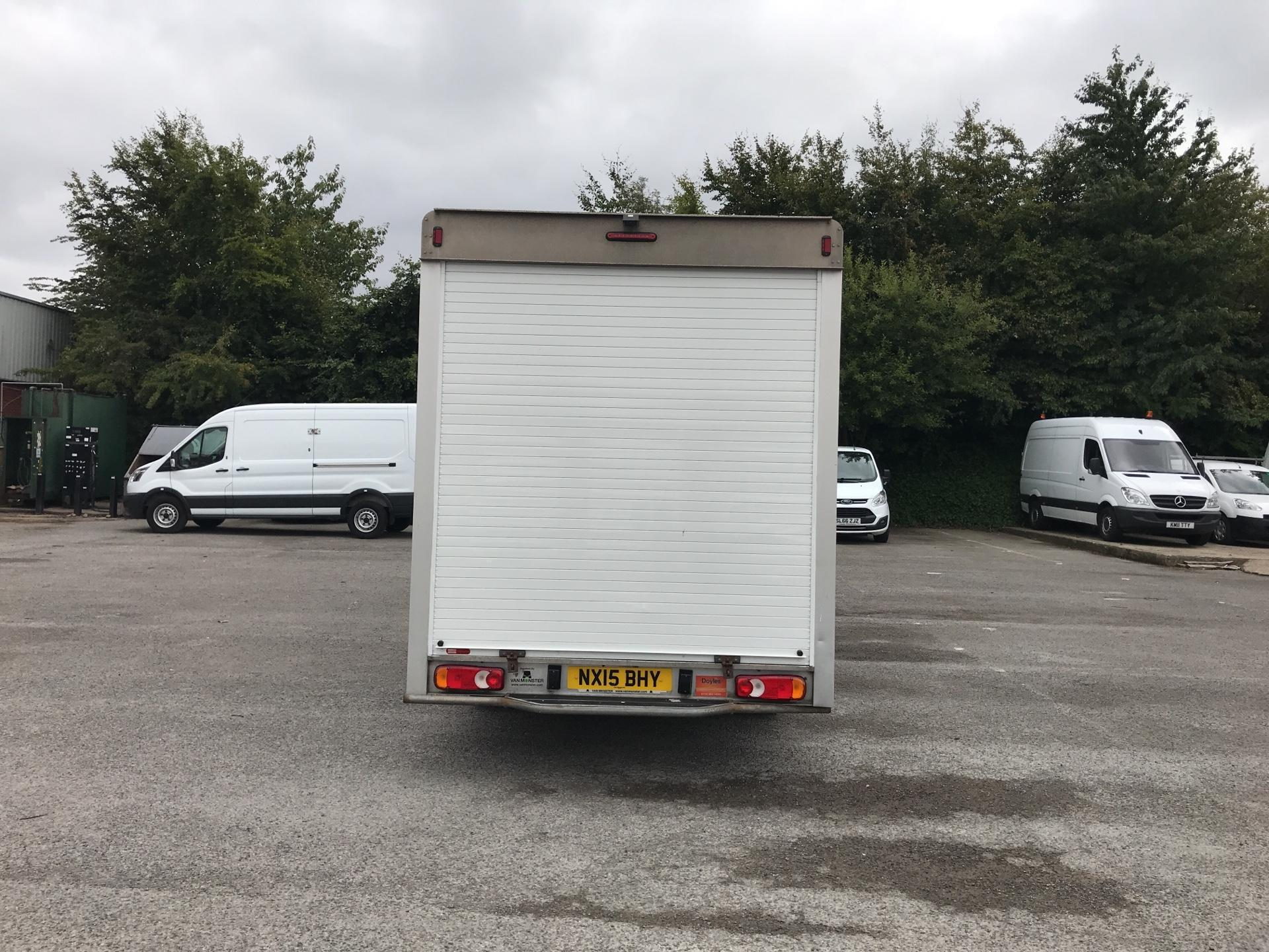 2015 Peugeot Boxer 2.2 Hdi LUTON LOW LOADER 130Ps (NX15BHY) Image 4