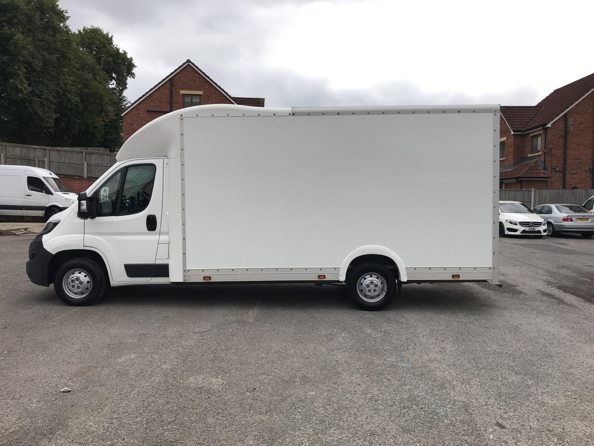2015 Peugeot Boxer 2.2 Hdi LUTON LOW LOADER 130Ps (NX15BHY) Image 6