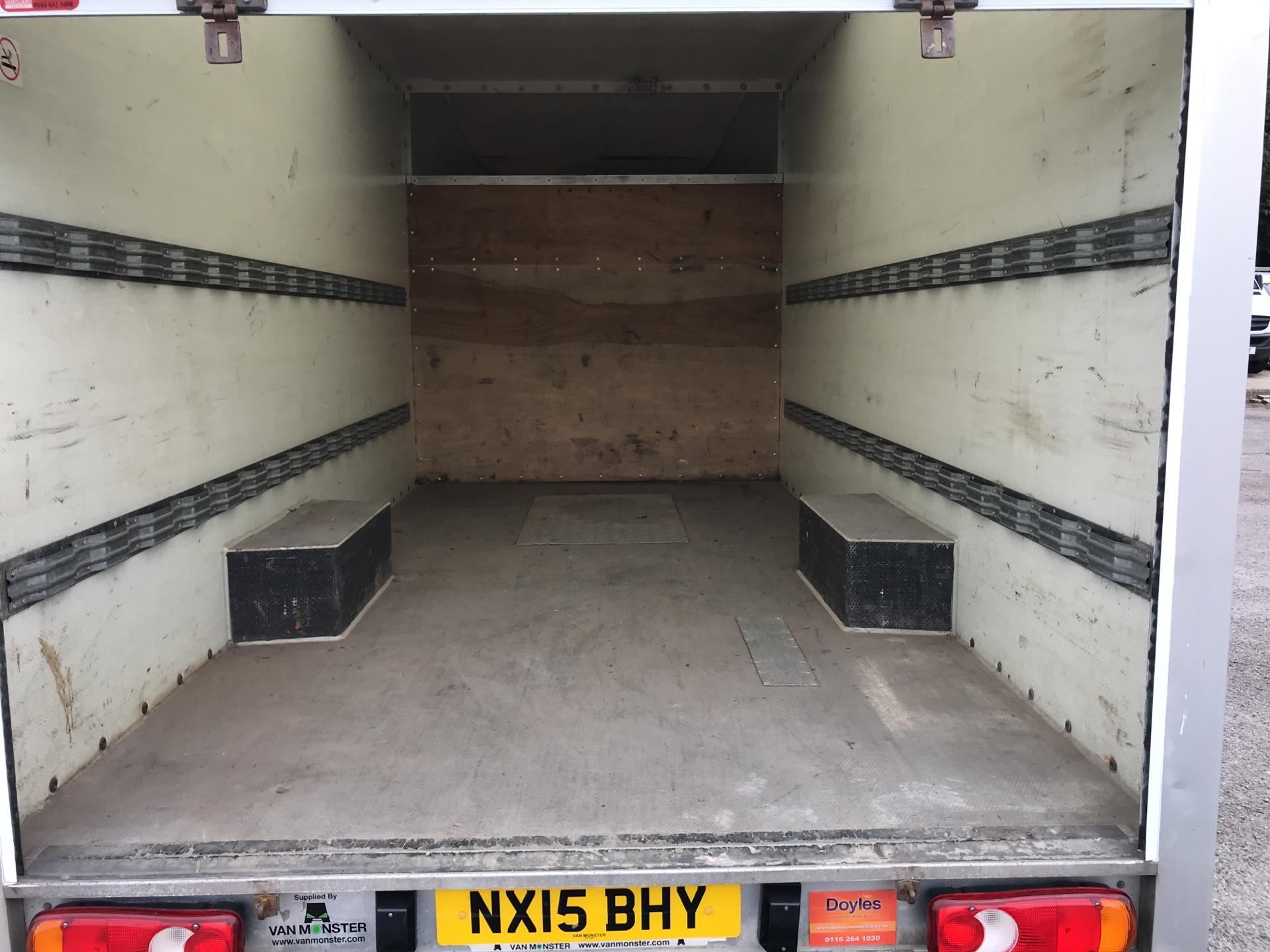 2015 Peugeot Boxer 2.2 Hdi LUTON LOW LOADER 130Ps (NX15BHY) Image 16