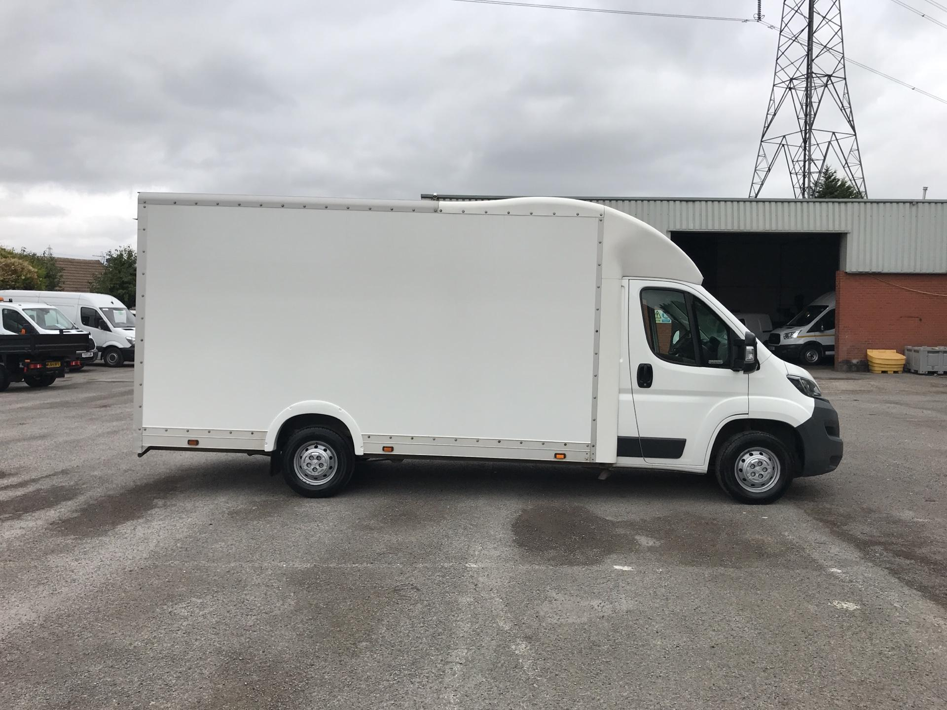 2015 Peugeot Boxer 2.2 Hdi LUTON LOW LOADER 130Ps (NX15BHY) Image 2