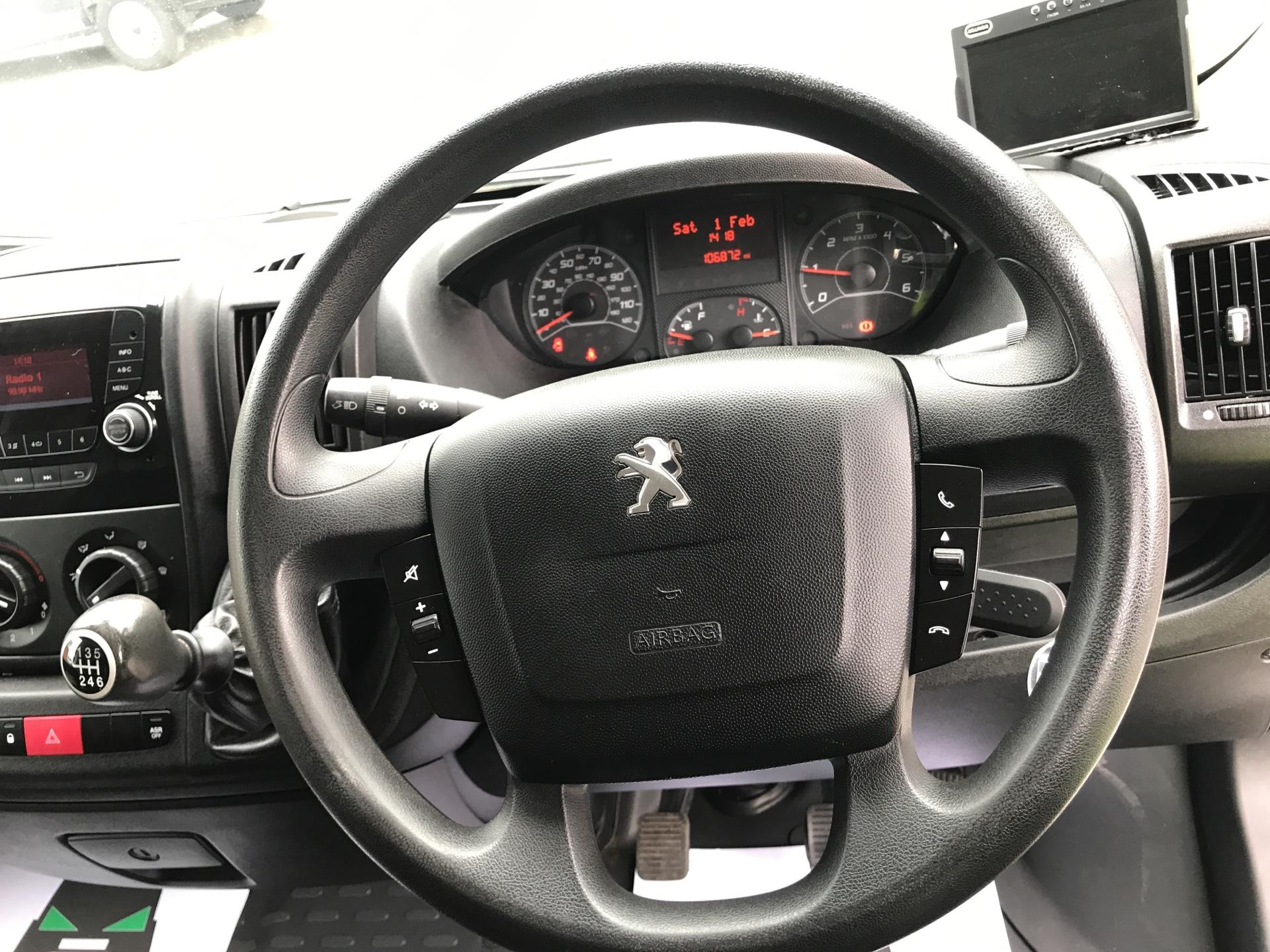 2015 Peugeot Boxer 2.2 Hdi LUTON LOW LOADER 130Ps (NX15BHY) Image 12