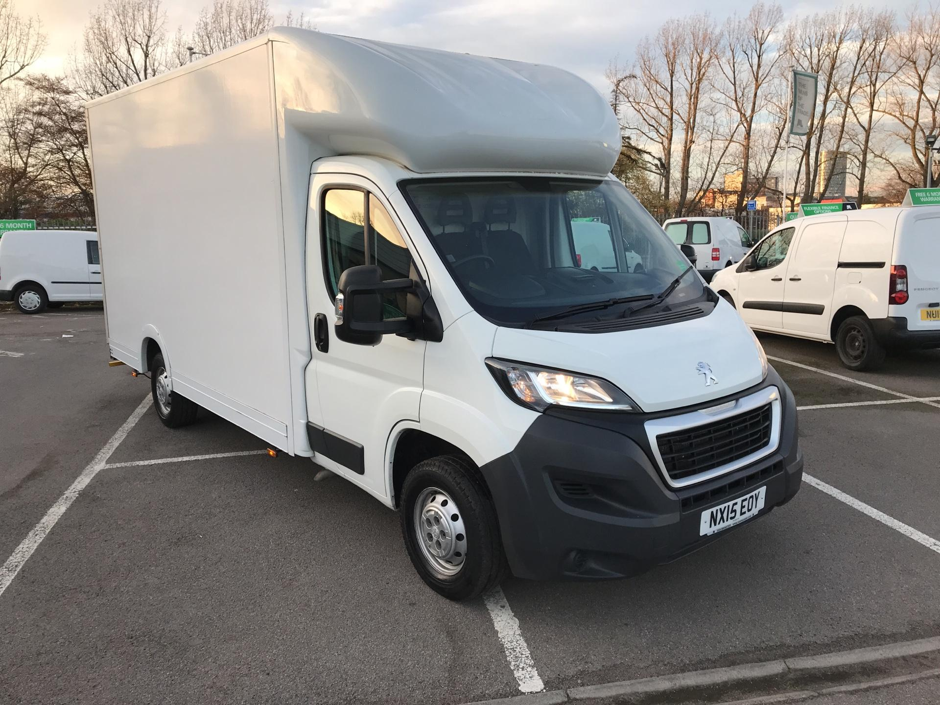 2015 Peugeot Boxer 2.2 Hdi Floor Cab 130Ps (NX15EOY)