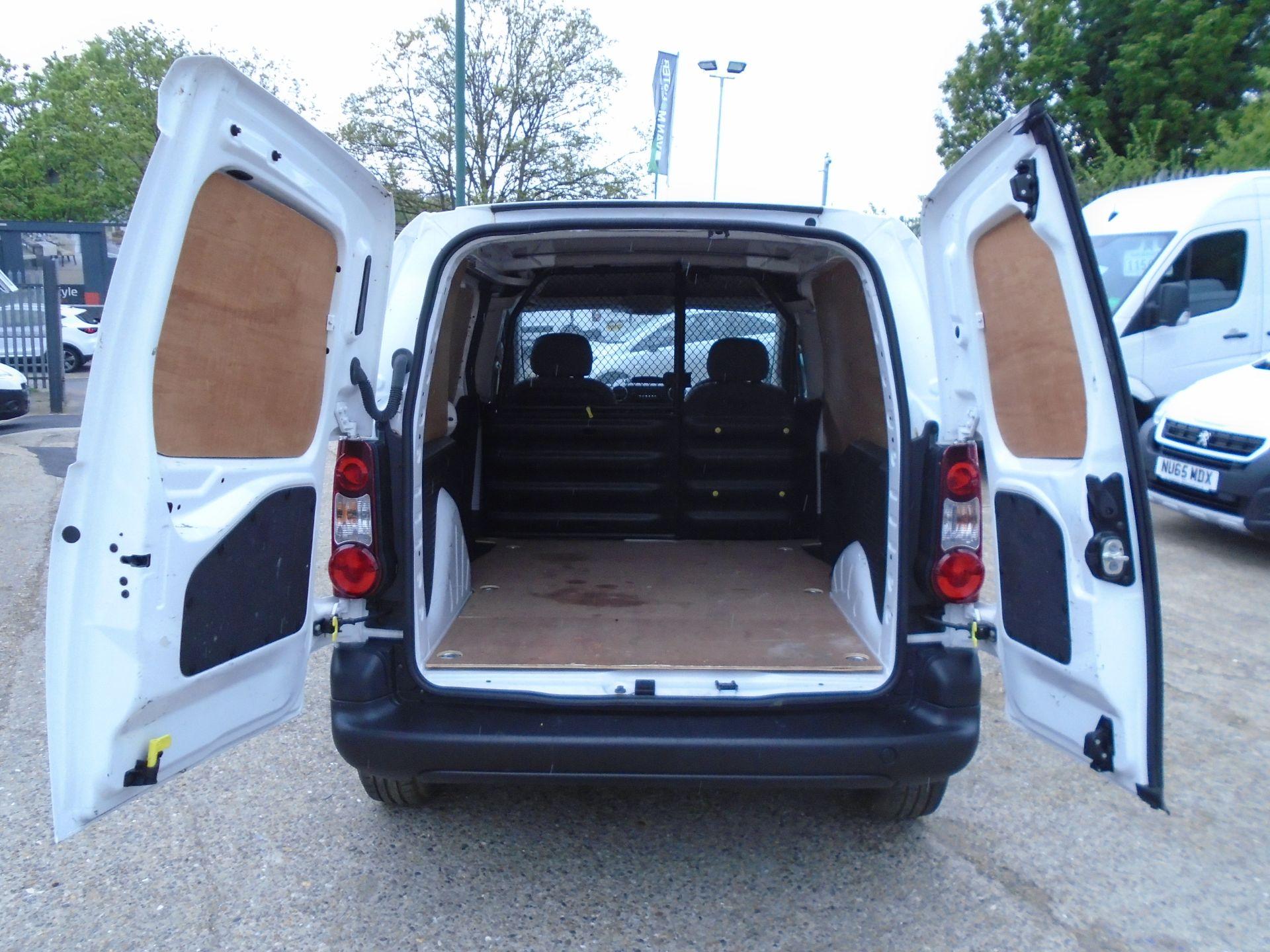 2015 Peugeot Partner L1 850 S 1.6 92PS (SLD) EURO 5 (NX15HGG) Image 11