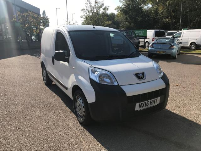 2015 Peugeot Bipper 1.3 HDI 75 S PLUS PACK NON S/S EURO 5 (NX15HHT)