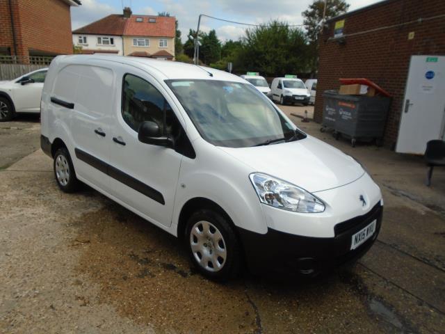 2015 Peugeot Partner  L2 716 1.6 92 CREW VAN EURO 5 (NX15WVU)