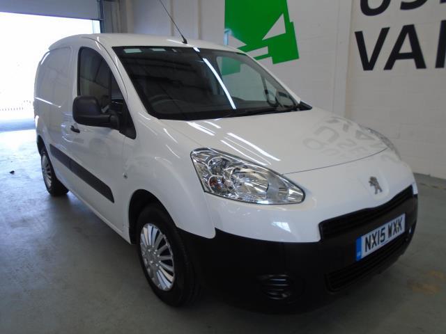2015 Peugeot Partner 850 S 1.6 Hdi 92 Van [Sld] (NX15WXK)