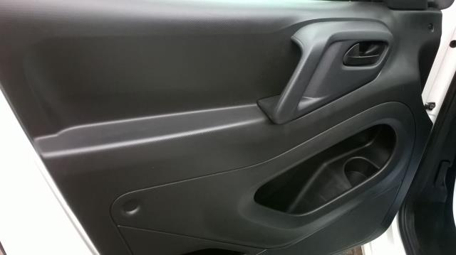 2015 Peugeot Partner L2 716 1.6 92 CREW VAN EURO 5 (NX15XYS) Image 7
