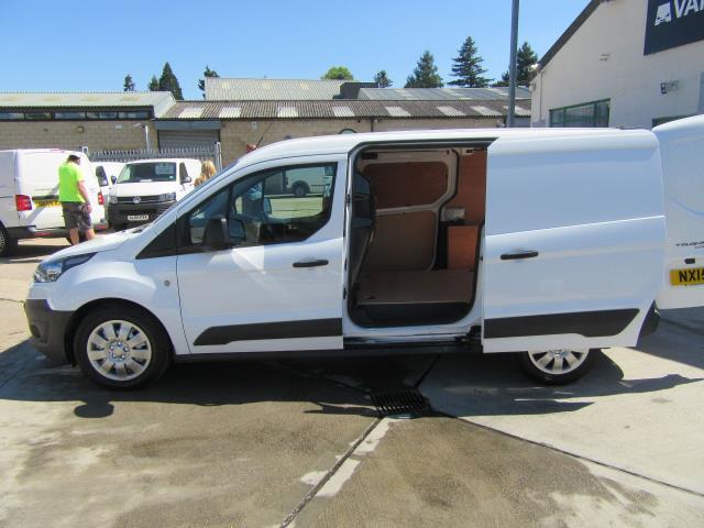 2015 Ford Transit Connect 1.6 TDCI  75Ps VAN - L2  2 x SLIDING DOORS - *SENSORS* TOW BAR EURO 5 (NX15YMR) Image 11