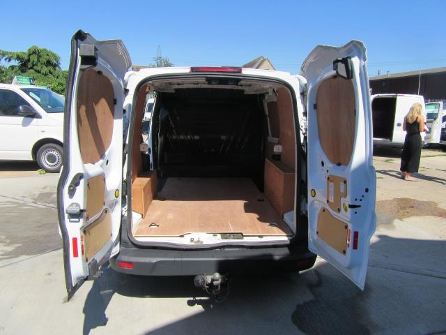 2015 Ford Transit Connect 1.6 TDCI  75Ps VAN - L2  2 x SLIDING DOORS - *SENSORS* TOW BAR EURO 5 (NX15YMR) Image 10