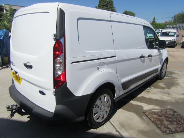 2015 Ford Transit Connect 1.6 TDCI  75Ps VAN - L2  2 x SLIDING DOORS - *SENSORS* TOW BAR EURO 5 (NX15YMR) Image 8