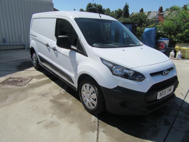 2015 Ford Transit Connect 1.6 TDCI  75Ps VAN - L2  2 x SLIDING DOORS - *SENSORS* TOW BAR EURO 5 (NX15YMR)