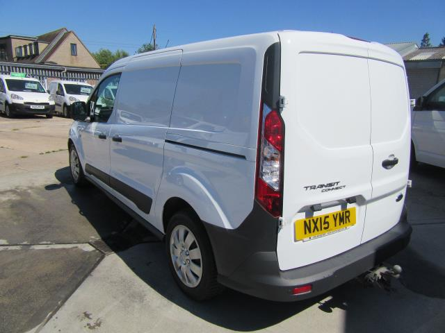 2015 Ford Transit Connect 1.6 TDCI  75Ps VAN - L2  2 x SLIDING DOORS - *SENSORS* TOW BAR EURO 5 (NX15YMR) Image 16