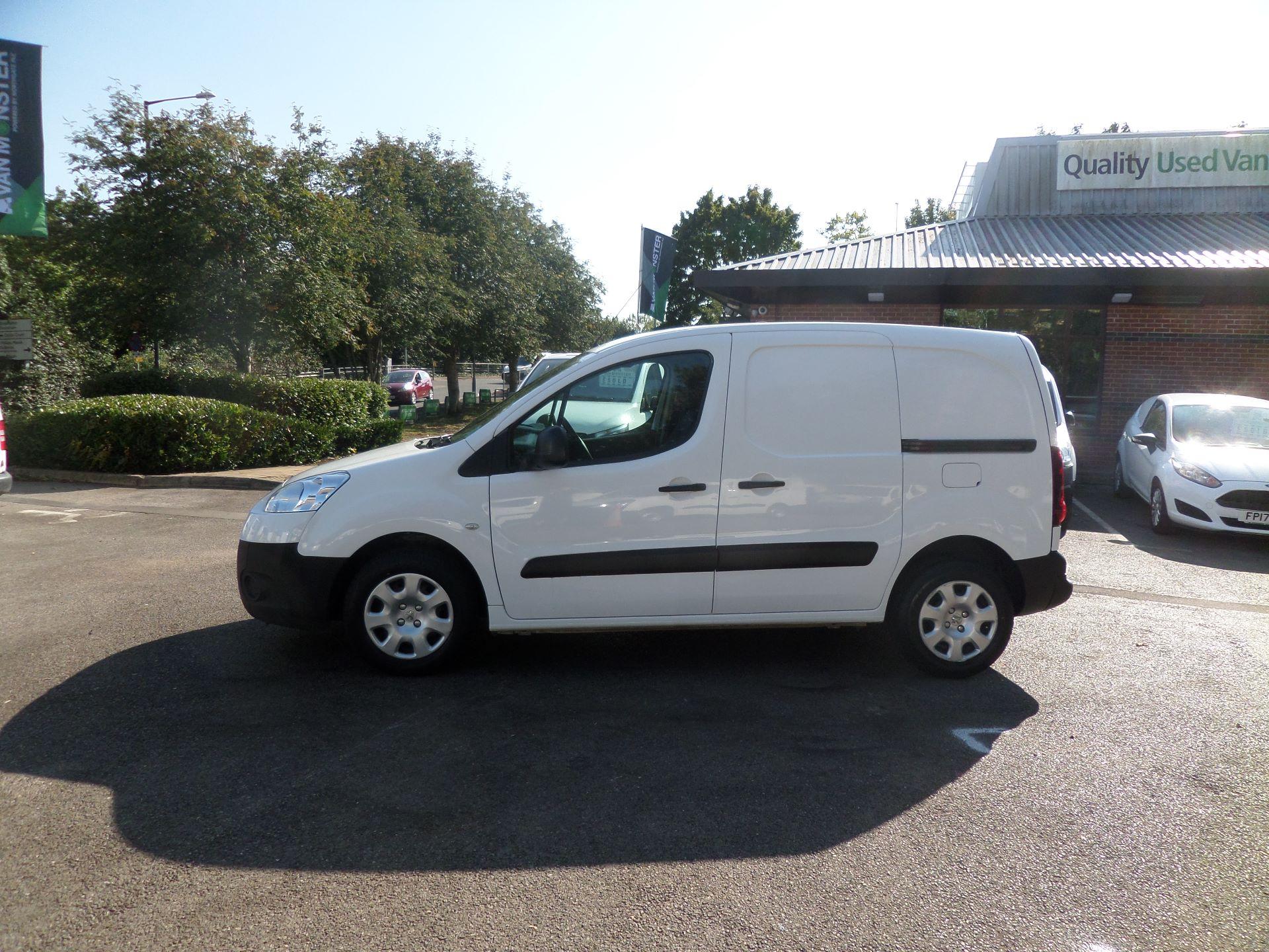 2015 Peugeot Partner 850 S 1.6 Hdi 92 Van [Sld] Euro 5 (NX15ZLK) Image 6