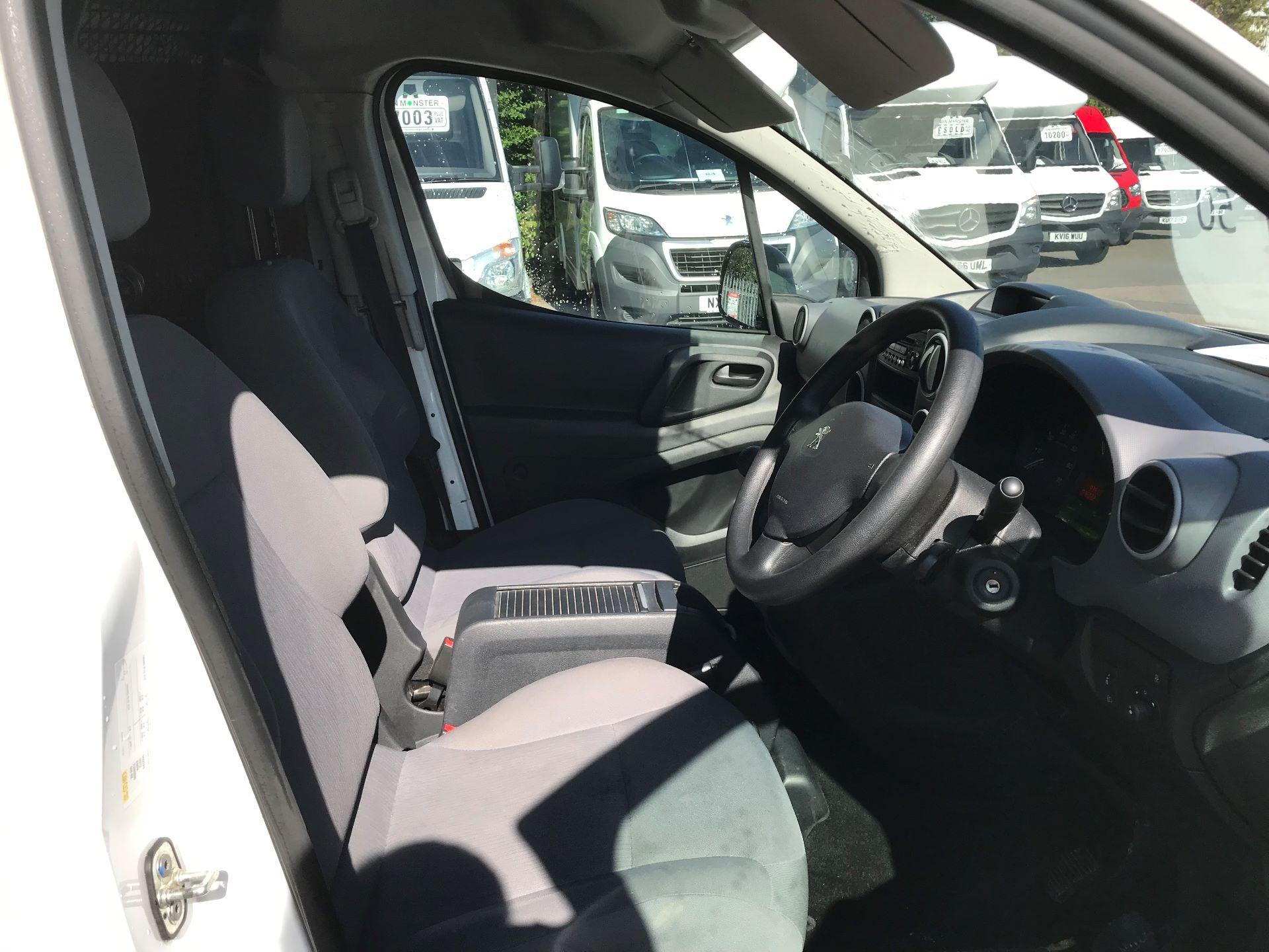 2016 Peugeot Partner L1 850 1.6 92PS EURO 5 (NX16UCB) Image 5