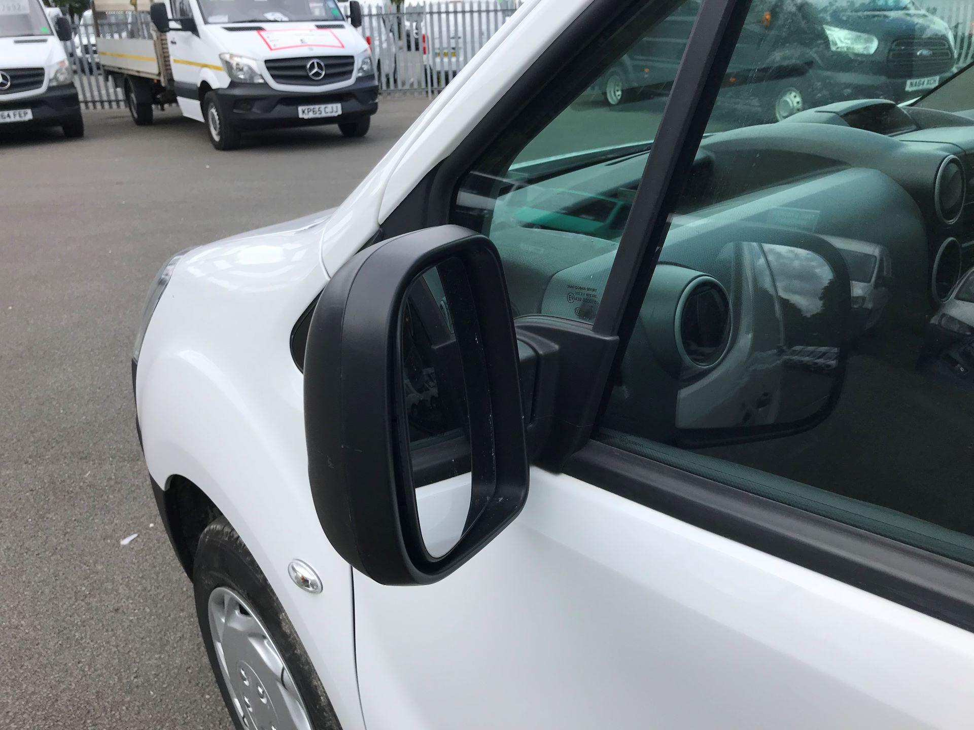 2016 Peugeot Partner L1 850 S 1.6 92PS [SLD] EURO 5 (NX16UCG) Image 11