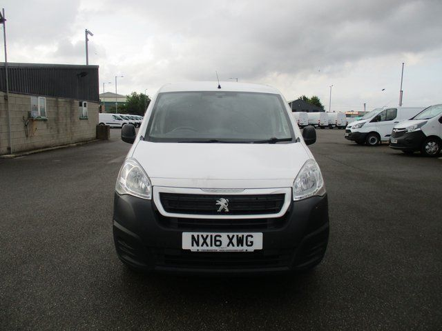 2016 Peugeot Partner L2 750 S 1.6 92PS EURO 5 (NX16XWG) Image 2