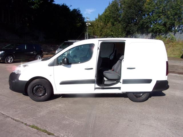 2016 Peugeot Partner 715 S 1.6 Hdi 92 Crew Van (NX16XWP) Image 20