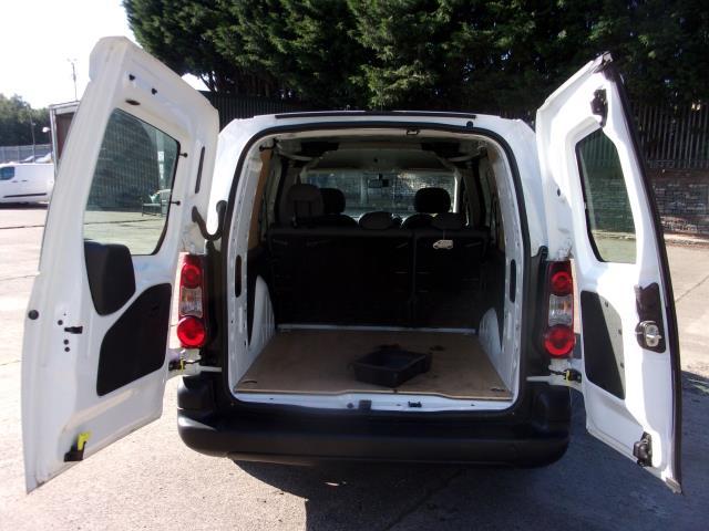 2016 Peugeot Partner 715 S 1.6 Hdi 92 Crew Van (NX16XWP) Image 17