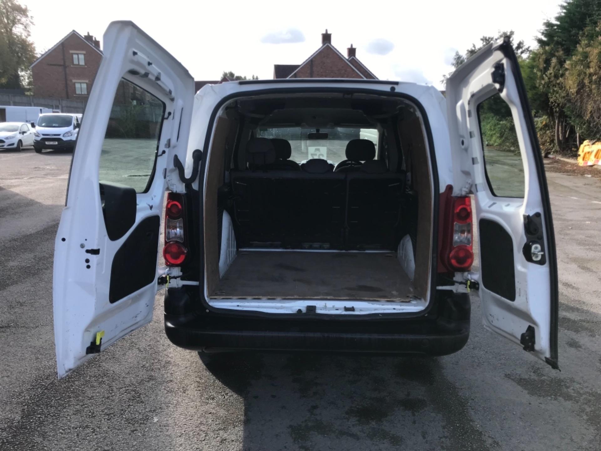 2016 Peugeot Partner 715 S 1.6 Hdi 92 Crew Van (NX16XXB) Image 27